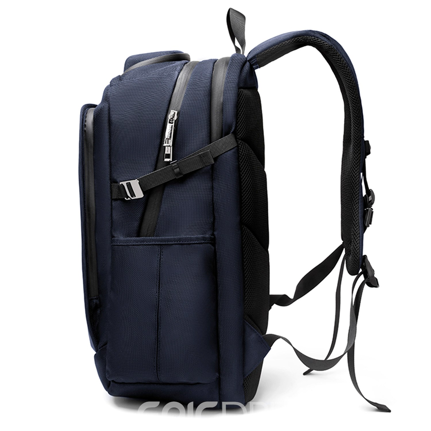 Ericdress Polyester European Plain Backpack Laptop Bags