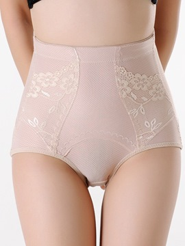 Ericdress Cotton Blends Stretchy Shaping Control Panty