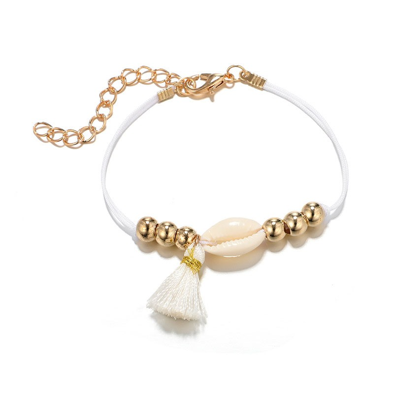 Ericdress Beads Conch Bracelet