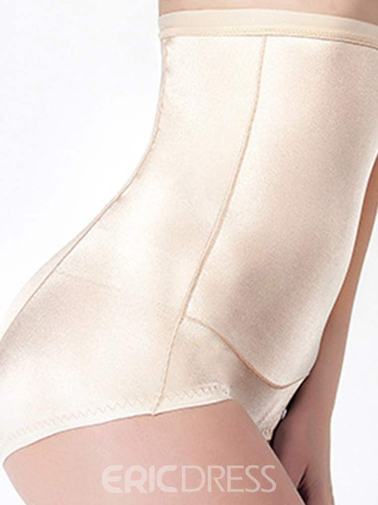 Ericdress Solid Casual Women's Shaping Panty