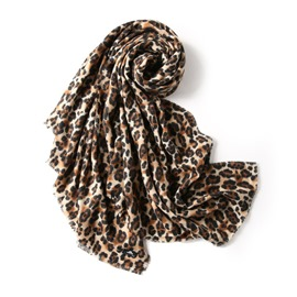 Ericdress Imitation Cashmere Leopard Scarf