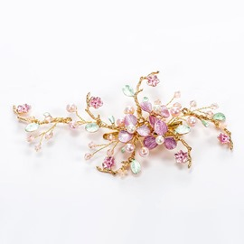 Ericdress Barrette Floral Hair Accessories (Wedding)