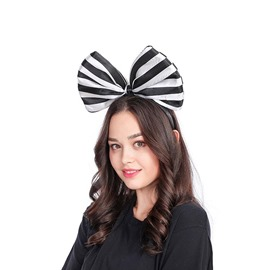 Ericdress Hairband Striped bow Hair Accessories