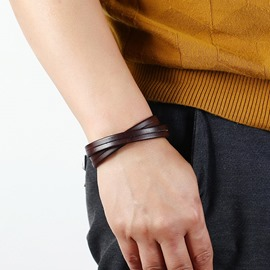 Ericdress Multilayer Leather Bracelets
