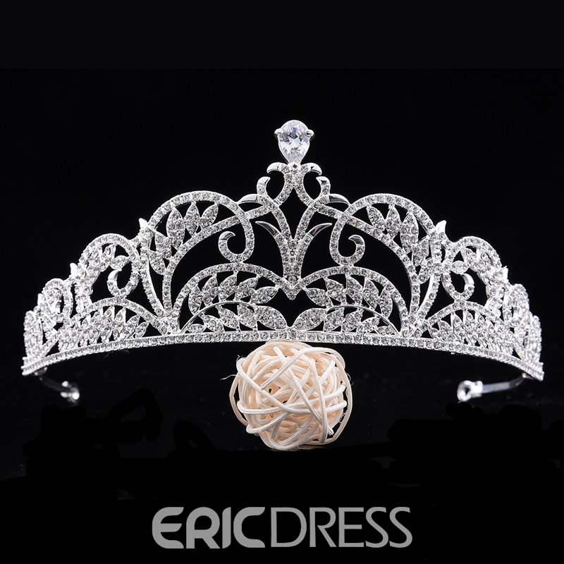 Ericdress Crown Wedding Tiara For Bride