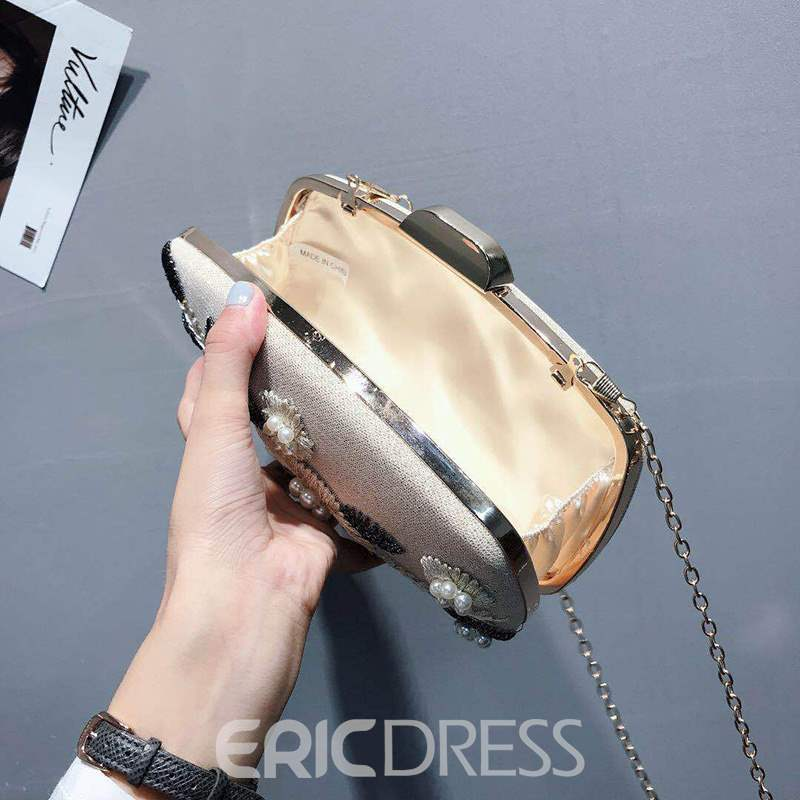 Ericdress Polyester Banquet Rectangle Clutches & Evening Bags