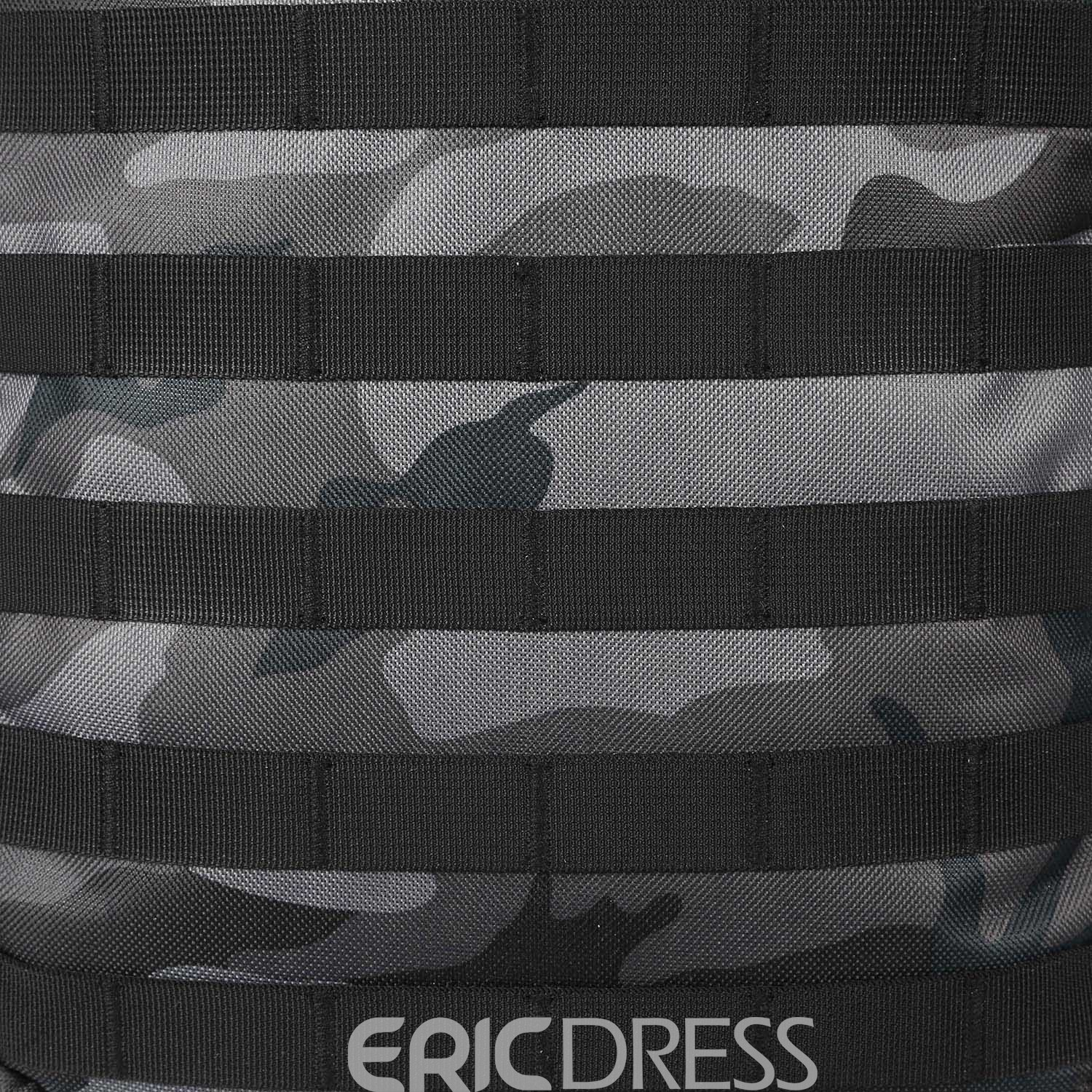 Ericdress Nylon Unisex Backpack Army Bags
