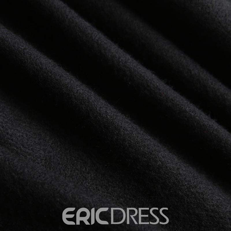 Ericdress Simple Embroidery Plain Scarf