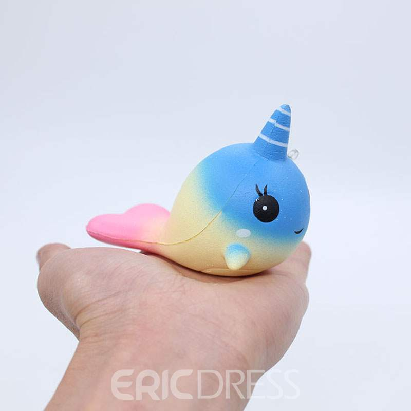 Ericdress Animal Narwhal Creative Decompression Toys