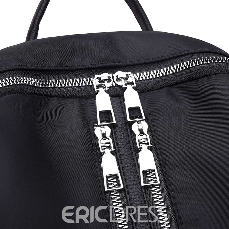 Ericdress Thread Travel Plain Backpacks