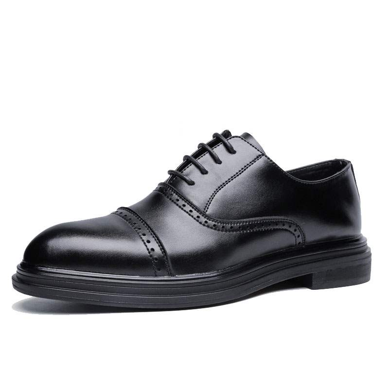 Ericdress Round Toe Men's Dress Shoes