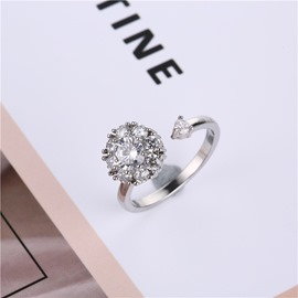 Ericdress Turn Shining Women Rings