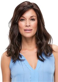 Ericdress Curly Shoulder Length Side Swept Synthetic Hair Capless Wigs 14 Inches