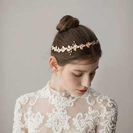Ericdress Butterfly Wedding Hairband