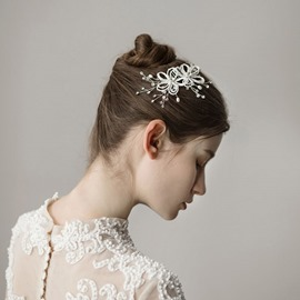 Ericdress Crystal Wedding Hair Comb