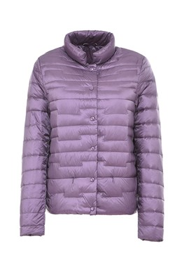 Ericdress Thick Button Straight Standard Cotton Padded Jacket