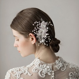 Ericdress Handmade Vintage Wedding Comb Hair Accessories
