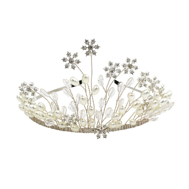 Ericdress Crown Wedding Tiara Hair Accessories