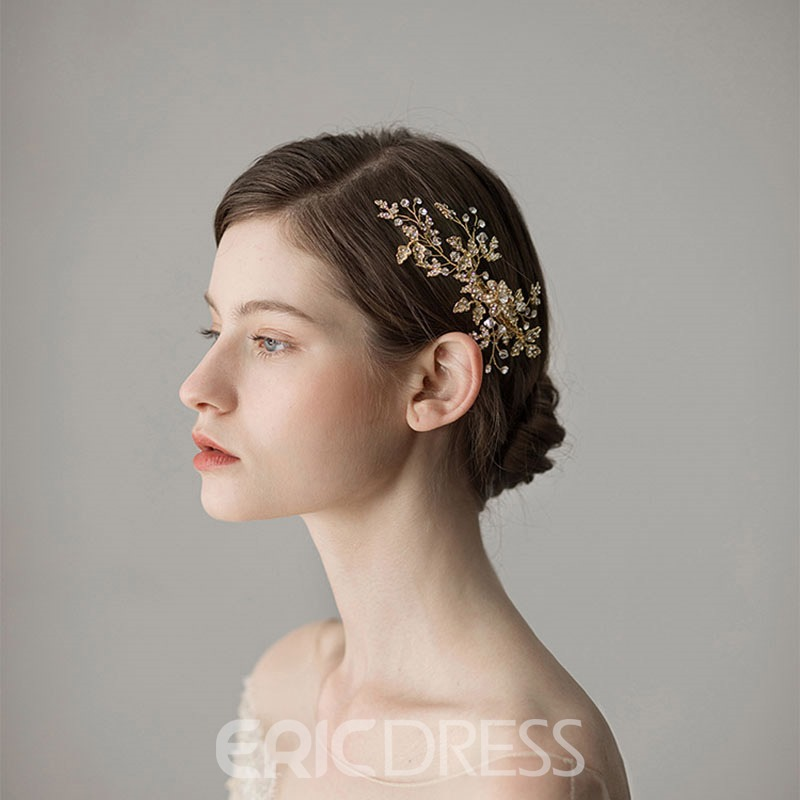 Ericdress Wedding Comb Wedding Leaf Hair Accessories