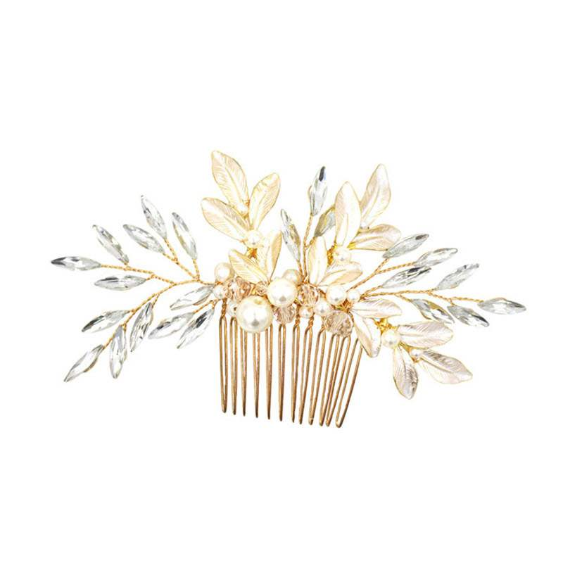 Ericdress Wedding Hair Comb Floral