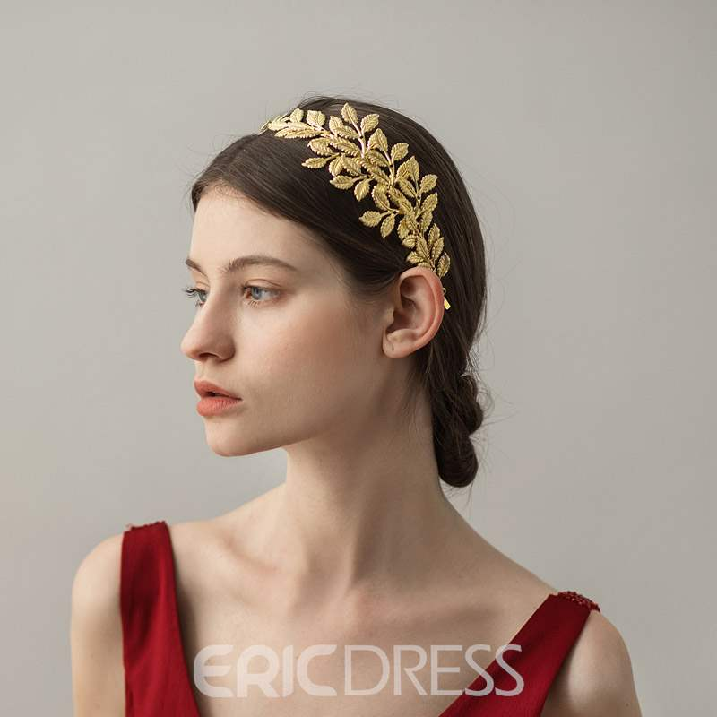 Ericdress Leaf Hairband Wedding Hair Accessories