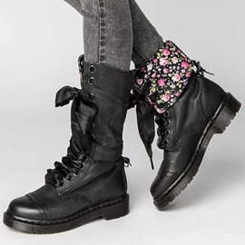 Ericdress Lace-Up Front Women's Winter Boots