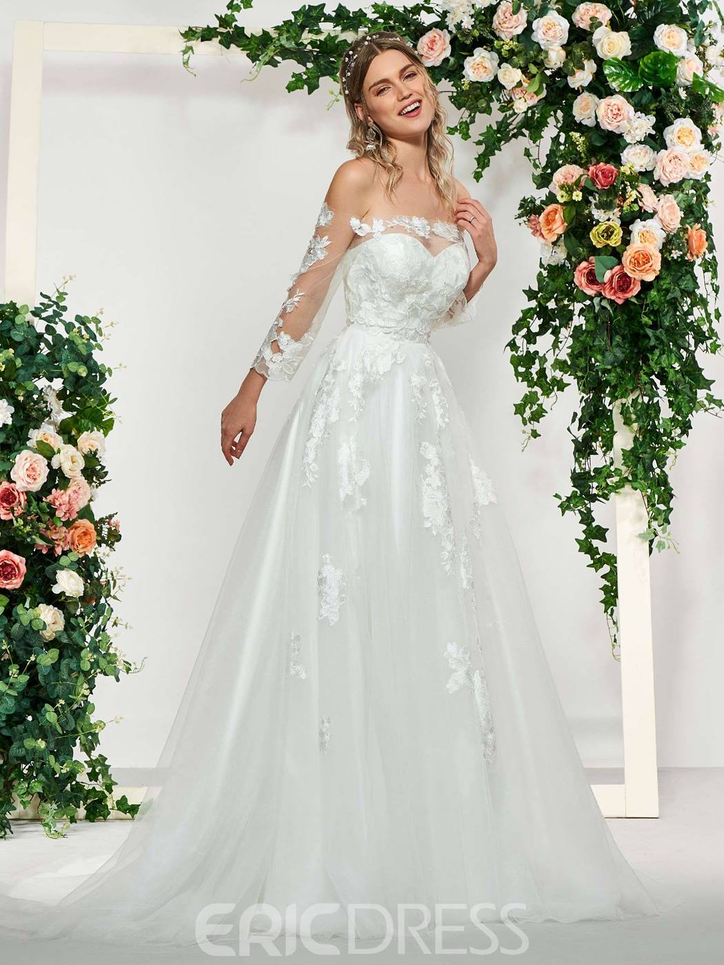 6e1d2baf6a4c Beach Wedding Dresses Off White | Saddha