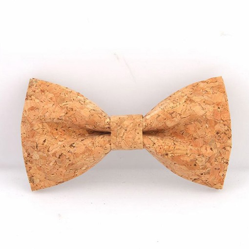 Ericdress Leisure Wood Bow Tie