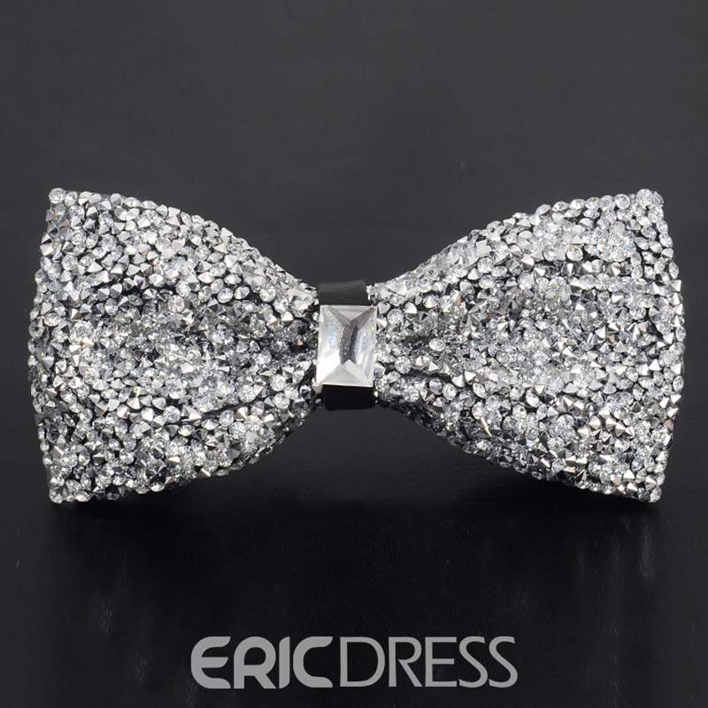 Ericdress Shining Bow Tie For Men