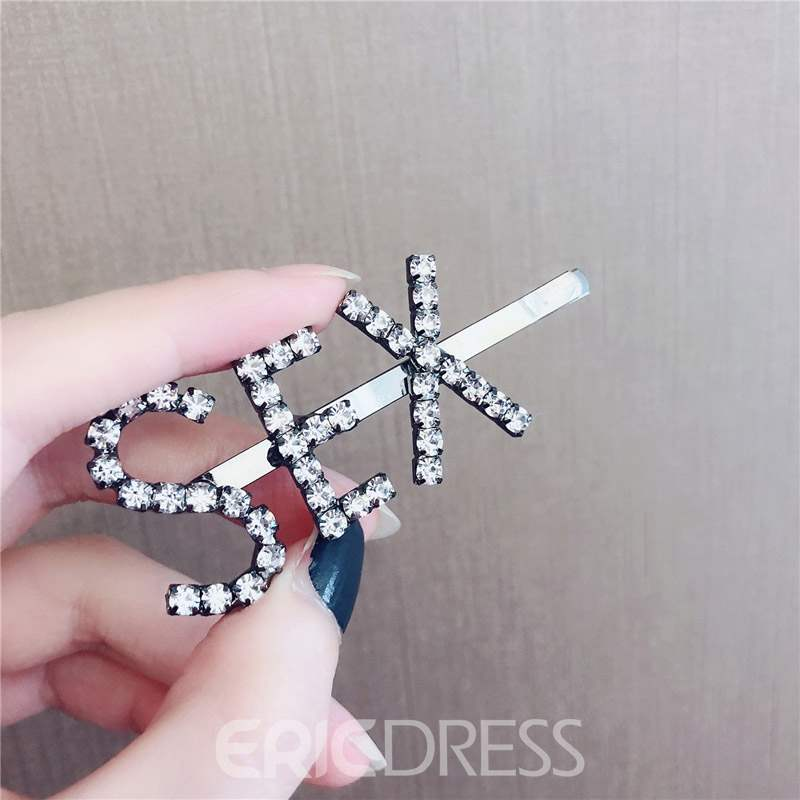 Ericdress Leeter Party Hairpin Accessories