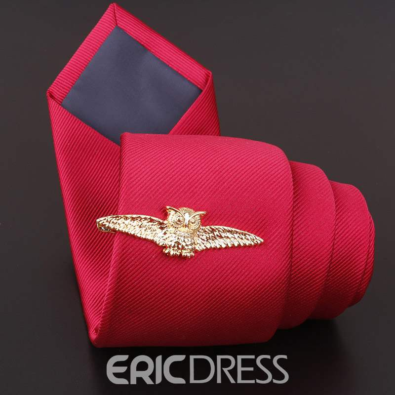 Ericdress Fashion Tie Clips(Not including tie)