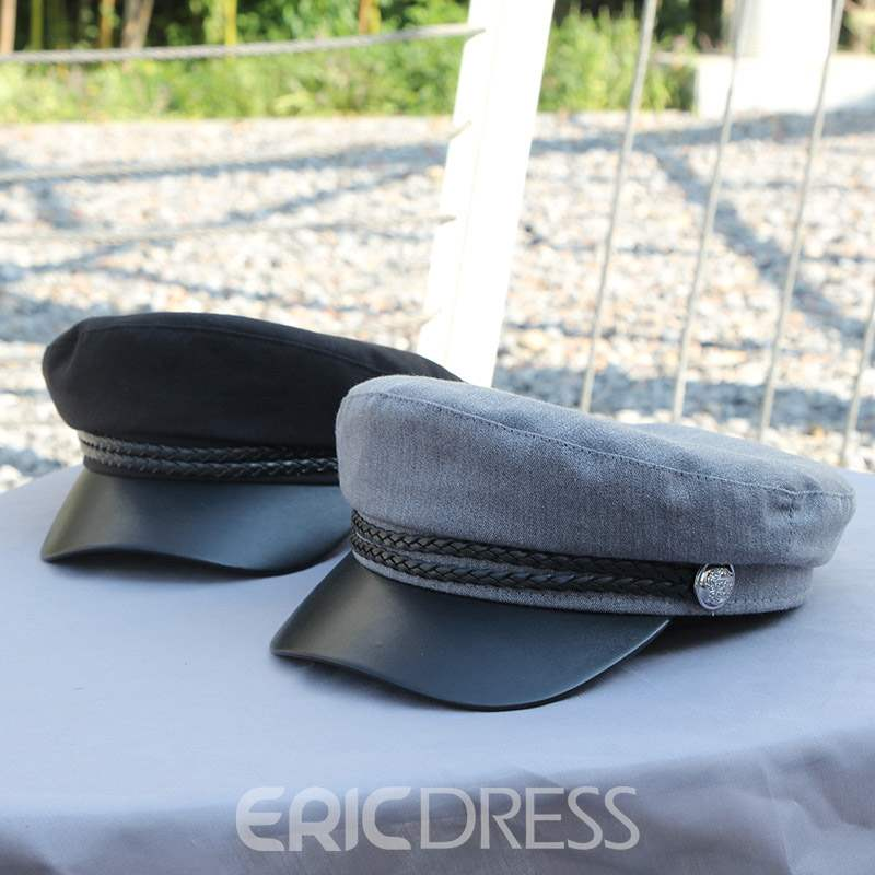 Ericdress Newsboy Cap