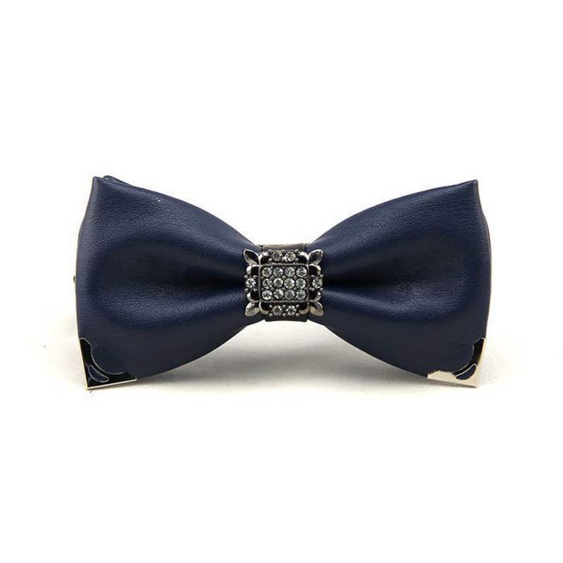 Ericdress PU Bow Tie For Men