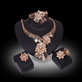 ericdress Diamantschmuck-Sets