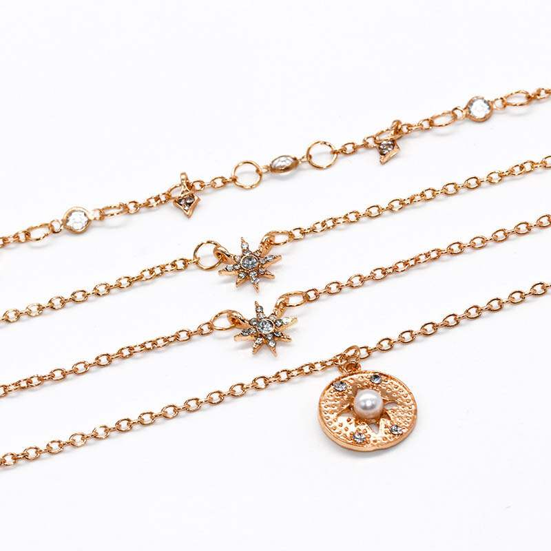 Ericdress Star Necklaces