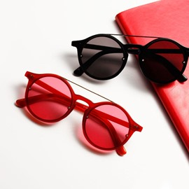 Ericdress Vintage Resin Sunglasses For Lover