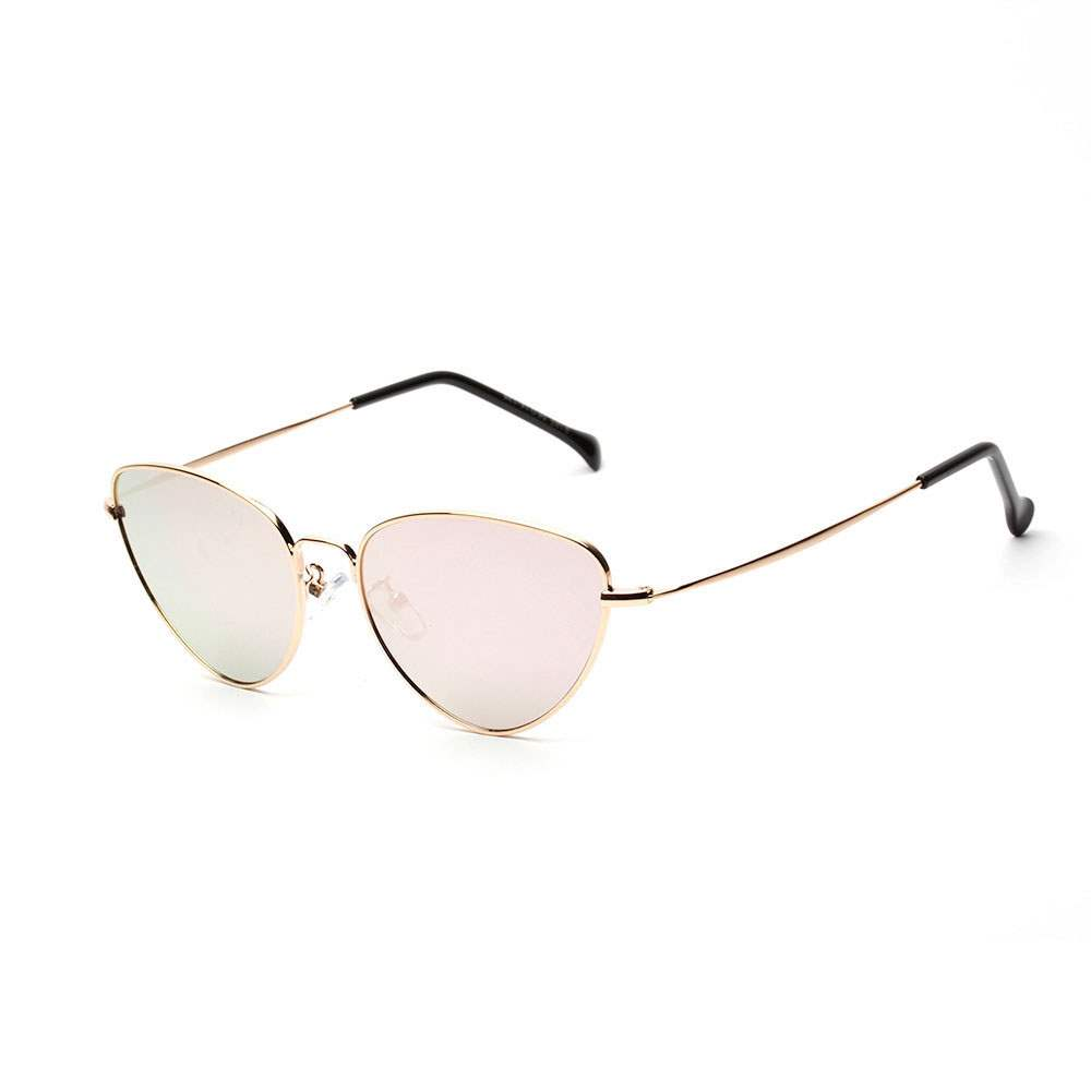 Ericdress Cat Eye Acrylic Sunglasses