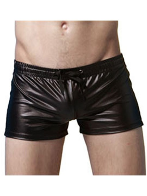 Ericdress Plain Lace-Up Boxer Men's Underwear