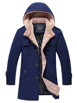 c901863f0 Best Mens Warm Winter Coats Sale - Ericdress.com