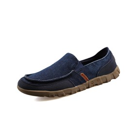 Ericdress Denim Slip-On Men's Casual Shoes