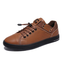 Ericdress Elastic Band Plain Men's Skate Shoes