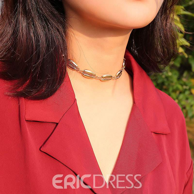 Ericdress Conch Necklace