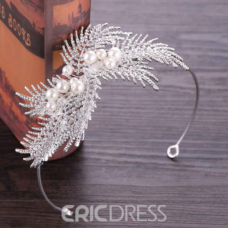 Ericdress Plain Pearl Inlaid Hair Accessories (Wedding)