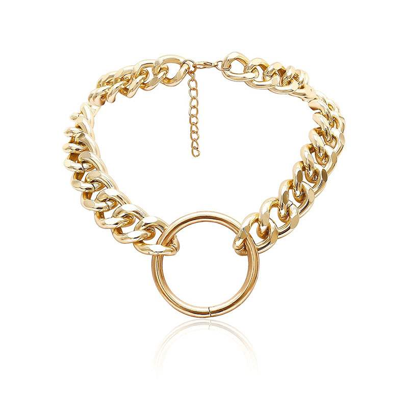 Ericdress Women Golden Necklace