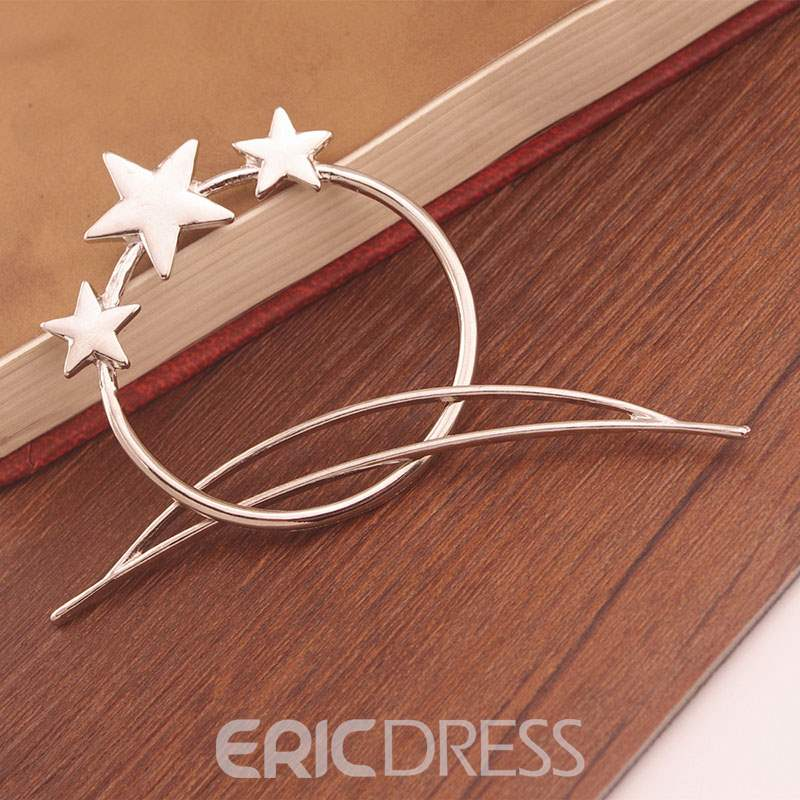 Ericdress Star Hair Accessories