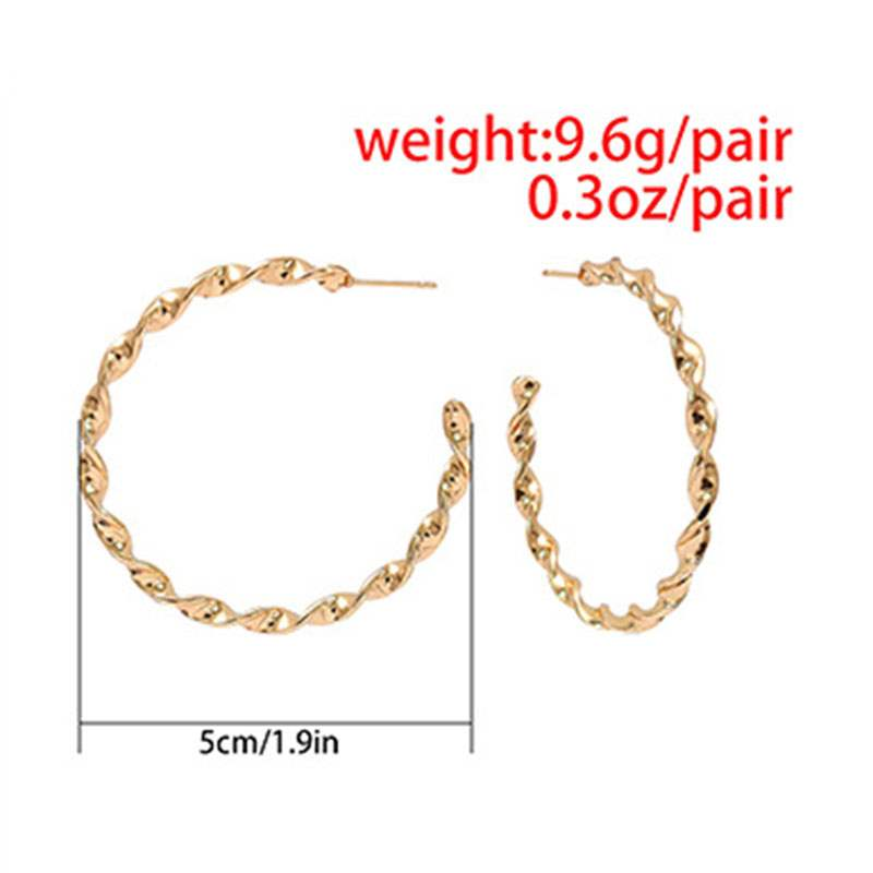 Ericdress Hoop Women Earrings