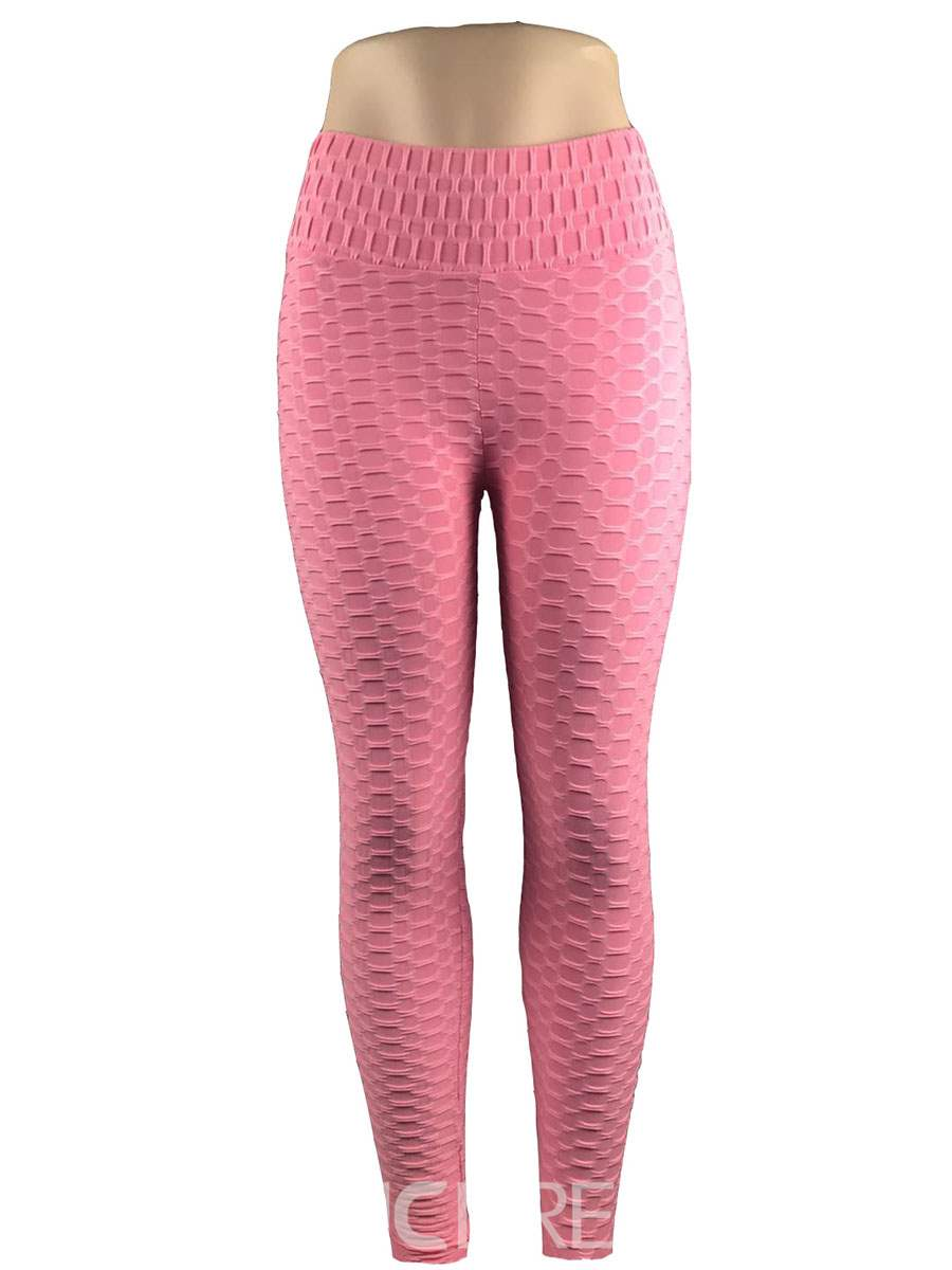Ericdress Solid Quick Dry Running Pants