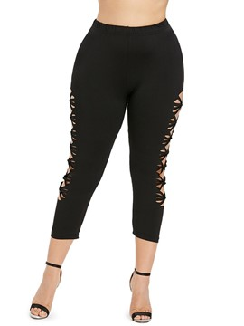 ericdress leggings taille haute casual