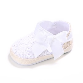 Ericdress Bowknot Velcro Toddler Shoes