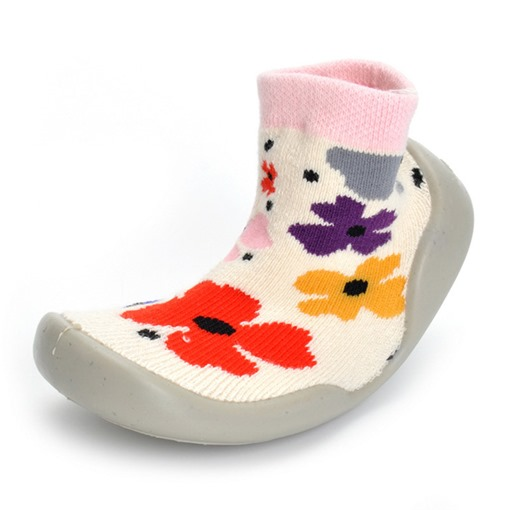 Ericdress Floral Slip-On Toddler Shoes